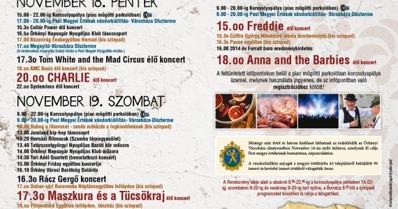 További részletek www.forraltborfesztival.hu